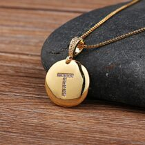 New-Hot-Sale-Top-Quality-Women-Girls-Initial-Letter-Necklace-Gold-Color-26-Letters-Charm-Necklaces